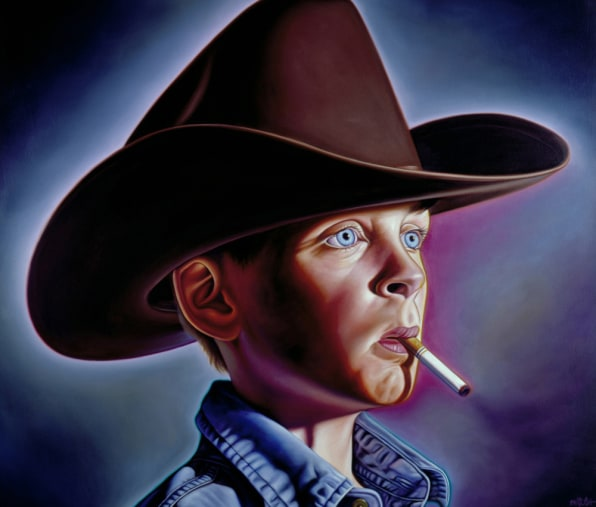 Marlboro Boy And Fat Ronald: The Brand-Jamming Art Of Ron English