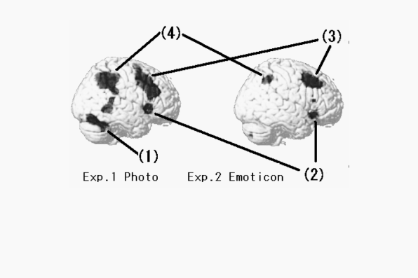 The Neuroscience Of Emoticons