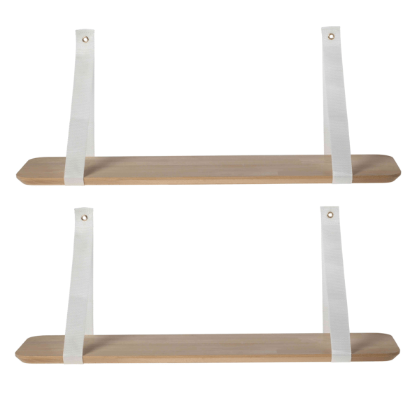 Mounting These Shelves Is As Easy As Hanging A Picture On The Wall