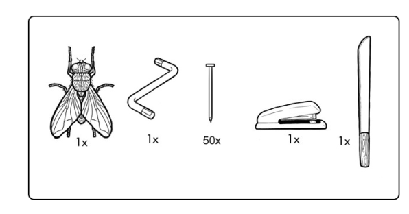 Movie Monsters Deconstructed Into Ikea Instruction Manuals