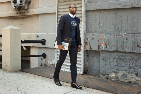 cheap for discount 75b6c c0171 With Its Menswear Lookbook, The NFL Shows You How To Look ...