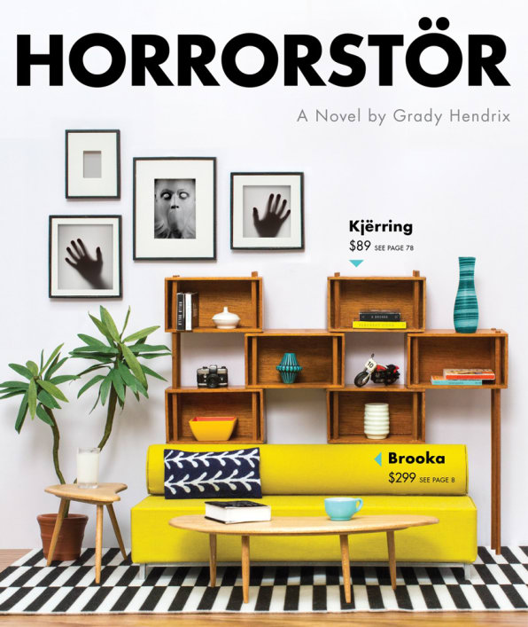 'Horrorstör' Is A Ghost Story Designed Like An Ikea Catalog