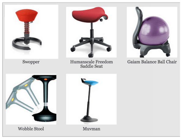 These Adjule Stools And Seats Can Fit Either Workstyle Standing Or Sitting They Support Constant Movement Throughout The Day By Being Just Unle