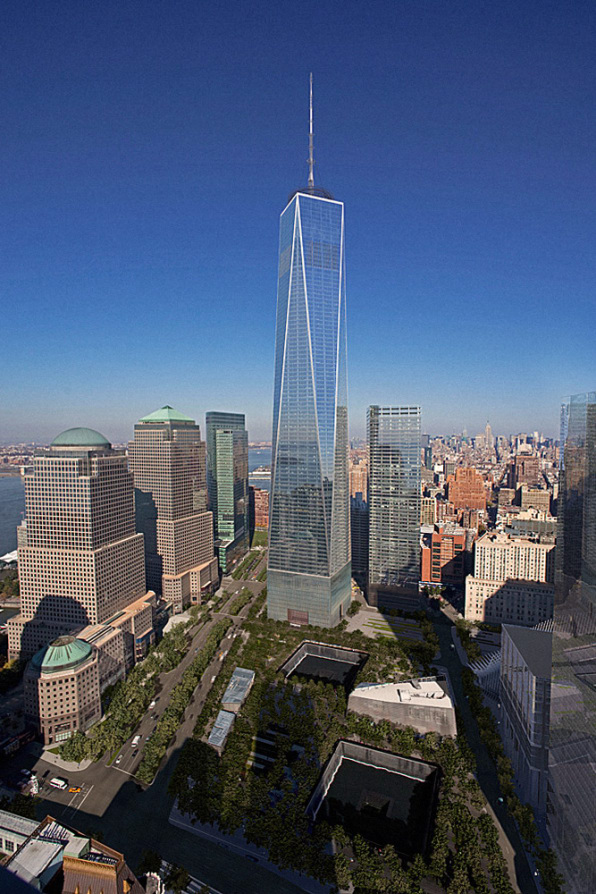 How Security Concerns And Developers Undermined The Design Of 1 World Trade Center