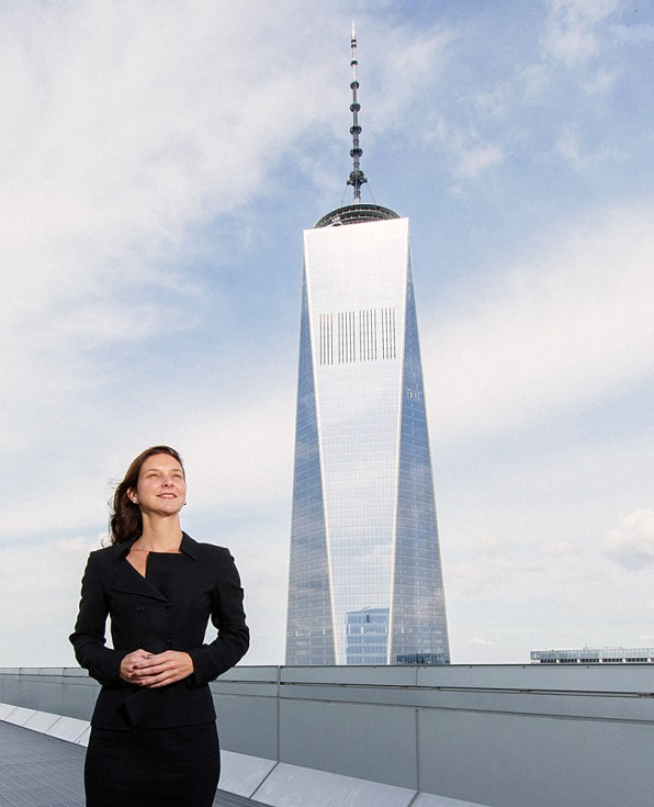 The Tallest Tower In The U.S. Is Being Built By A Woman
