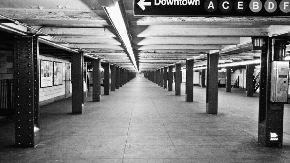 New York City's Subway Stations Need $5 Billion In Repairs