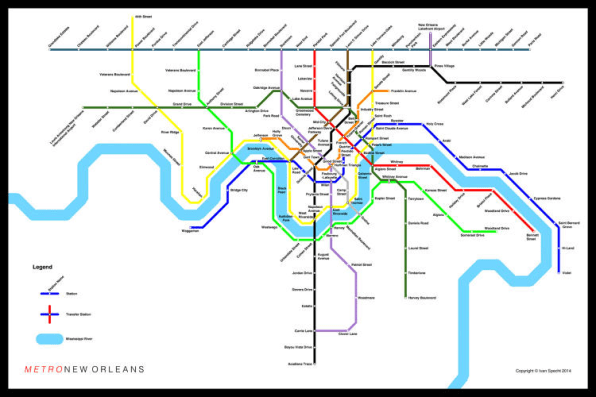 Austin Texas Subway Map.Subway Maps For Cities Without Subways Dreamed Up By An 8th Grader