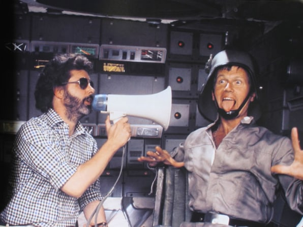 Check Out 50 Behind-The-Scenes Photos From Star Wars