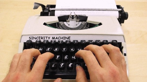 This Comic Sans Typewriter Is Every Type Lover's Worst Nightmare