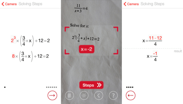 What This Algebra-Doing Camera App Actually Solves Is A Marketing Prob