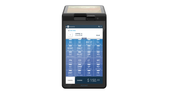 Poynt: A Universal Checkstand For Mobile Payments