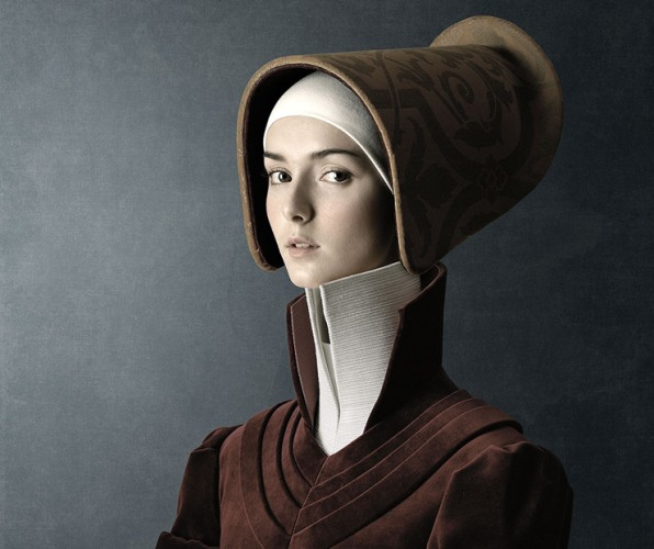 Photos Bring Creepy Renaissance Paintings To Life