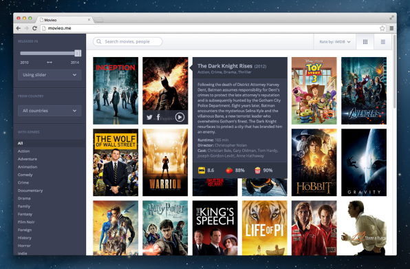 "Can A New Web App Help Solve The ""What Movie Should We Watch"" Conundrum?"
