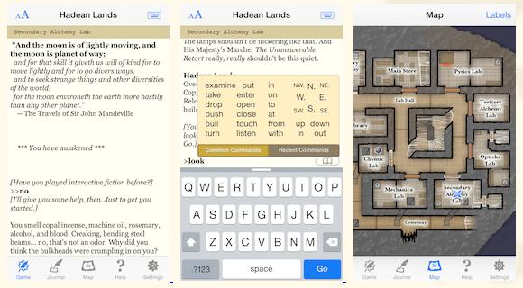 Restart Game? Text Adventures Make A Comeback