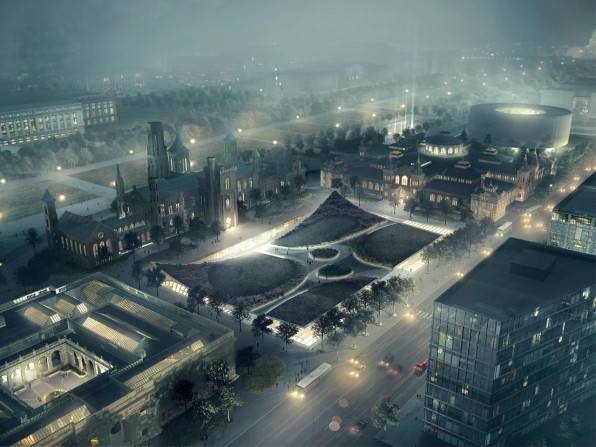 Can Bjarke Ingels's Ambitious, 20-Year Plan Revitalize The Smithsonian?