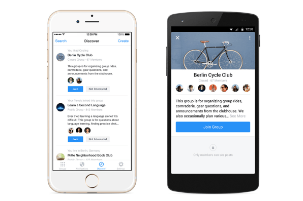 Facebook's New Groups App Is An Act Of Unbundling That Makes Sense–At