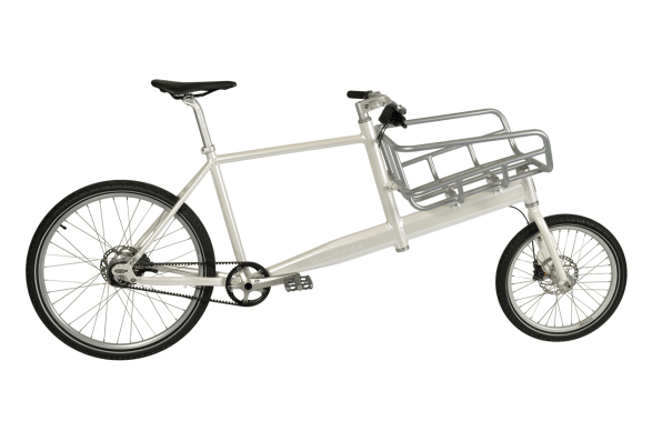 Chic And Lightweight(ish): Has The Ultimate Urban Cargo Bike Arrived?