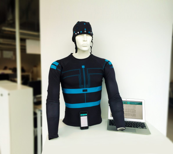 The Shirt-Hat-Bluetooth Combo That Could Transform How We Treat Epilepsy