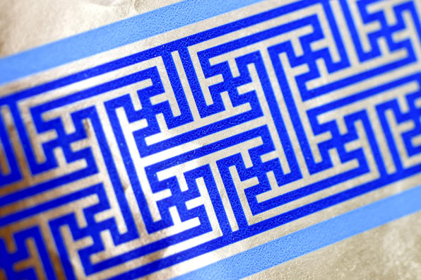 Hallmark Apologizes For Selling Hanukkah Paper Covered In Swastikas