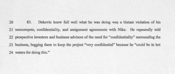 Nike Lawsuit How 3 Top Designers Allegedly Stole Ip And Left For Adid