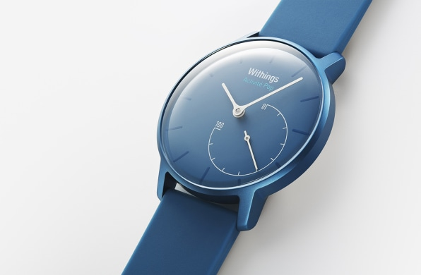 Is Withings' Activité Pop The First Truly Mainstream Smartwatch?