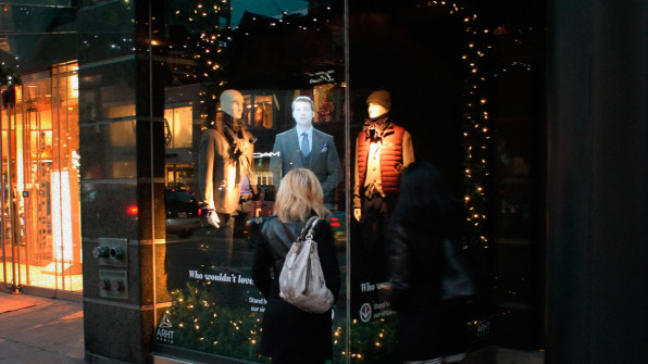 Smaller And Full Of Holograms: The Storefront Of Tomorrow