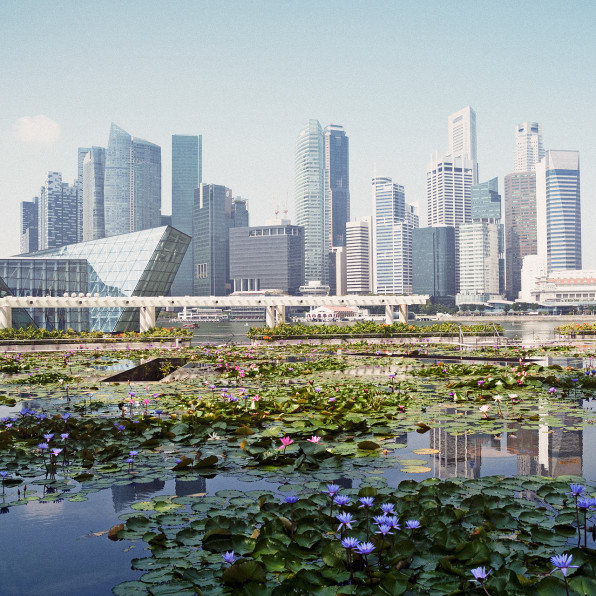 Singapore Plans To Become The World's First Smart Nation