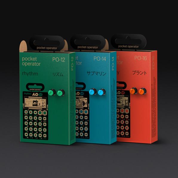 Kraftwerk Meets Nintendo In This Cute & Cheap Pocket Synth