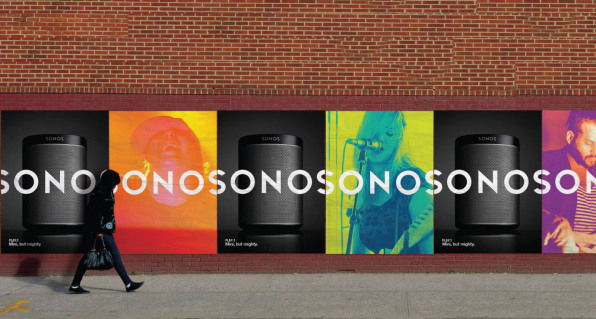 Sonos's Hot New Viral Logo Was A Happy Accident