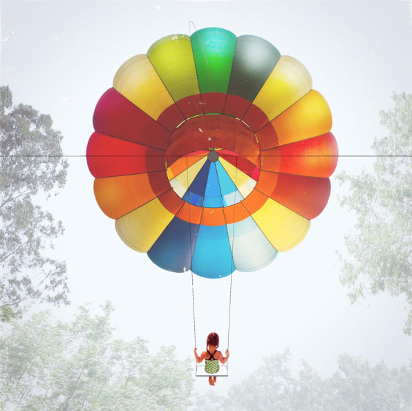 Coming Soon To Queens? An Awesome Swing That Dangles From A Hot Air Balloon