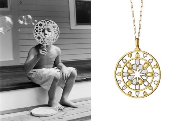 See How Decades-Old Photographs Inspire This Jewelry Designer