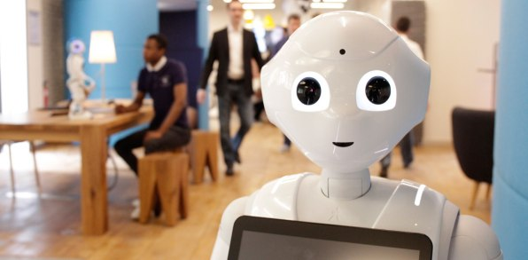 Meet The Robots That Are Taking Over Japan