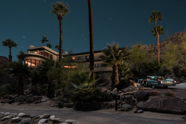 California Modernism Looks Even Better Under The Stars