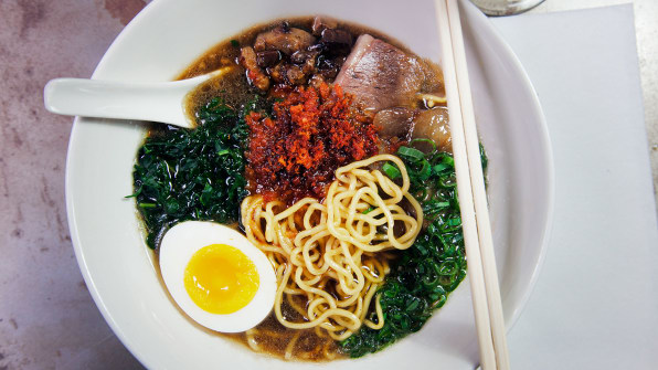 How Japanese Marketing Secrets Sparked The American Ramen Revolution