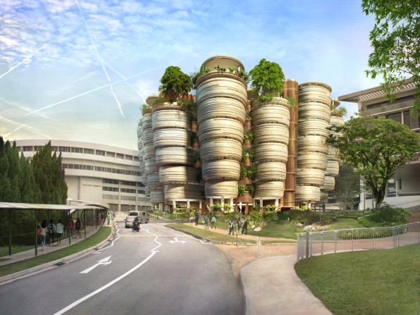 The Provocative Architecture Of Thomas Heatherwick