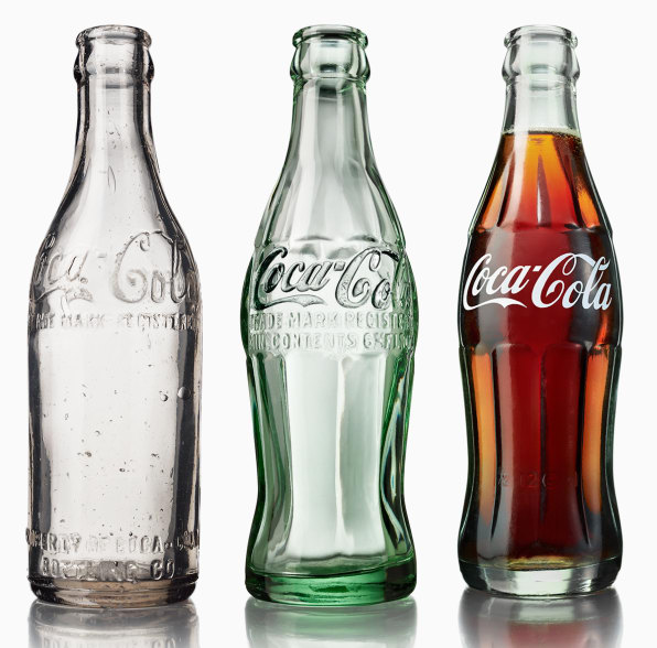 Coca-Cola Celebrates The 100th Birthday Of Its Bottle With