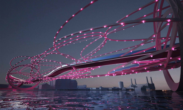 87 Brilliant Designs For A New Pedestrian-Cycling Bridge In London