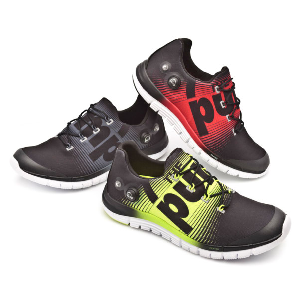 519eedc4ad4d33 The fit is customizable when you press an air-pump mechanism that inflates  the shoe like a cushiony balloon around your foot