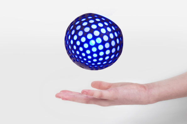 This Throwable Computer Teaches Kids How To Code