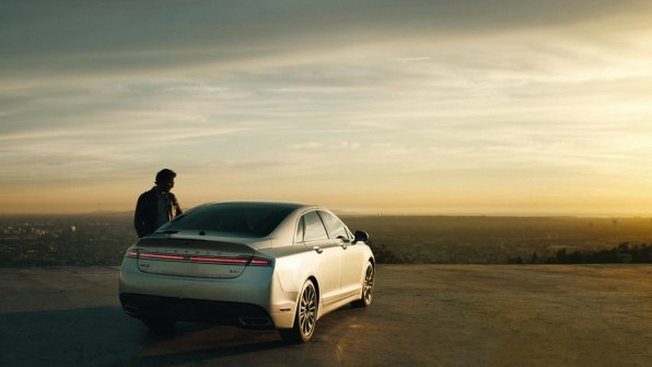 The Lincolnaissance: What Matthew McConaughey Taught A Car Brand About Forging A New Identity