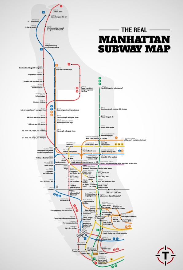Manhattan Subway Map Png.Revamped Subway Map Shows What Nyc Is Really Like