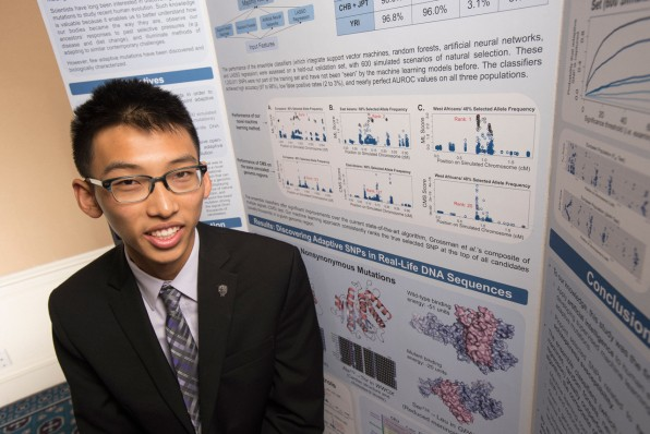 This 17-Year-Old Has Discovered DNA Mutations That Could Combat HIV And Meningitis