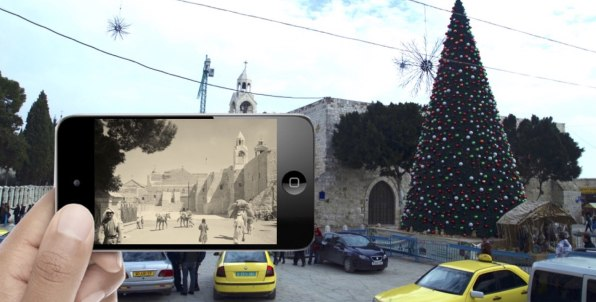 Take In The Scenery Of The Past While You Walk, With This Augmented-Reality App