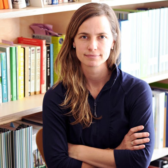 Landscape Architect Kate Orff Takes The Helm Of Columbia's Urban Design Program