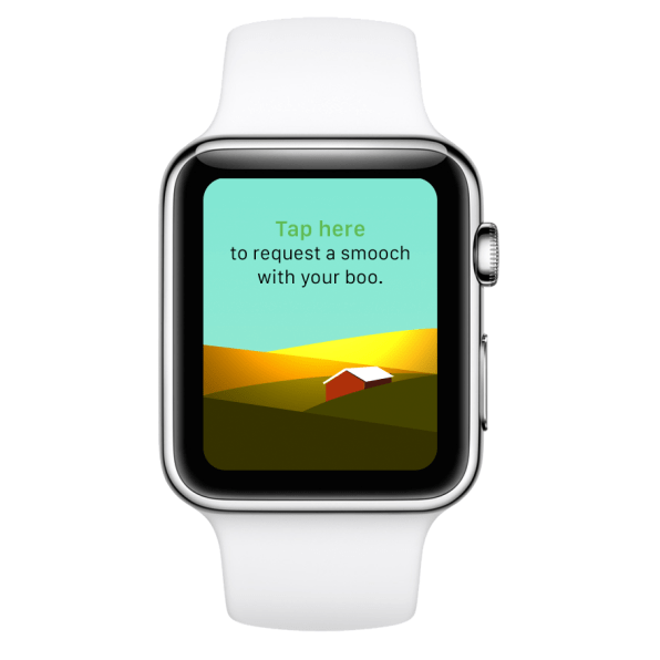 Bringing Romance To The Apple Watch