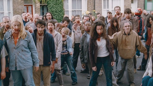 Image result for shaun of the dead zombie