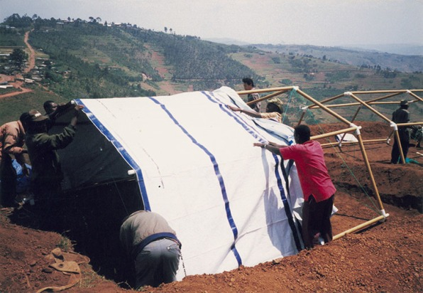Shigeru Ban To Bring Emergency Shelters To Nepal