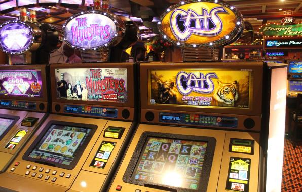addictive nature of slot machines