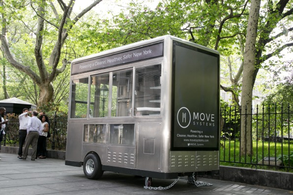 New York's New Solar-Powered Food Carts Are Cool–But Wait Until They on