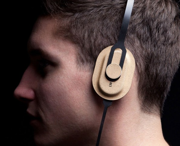 These Incredibly Thin, Simple Headphones Don't Use Any Wires